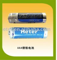 Sell High Power Camera Battery, FR6, AA Dry Battery