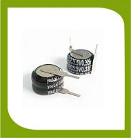 Sell Super Capacitor with Nominal Capacity of 0.33F