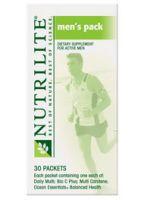 Nutrilite Mens Supplement Packs