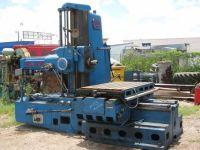 "3"" Lucas Horizontal Boring Mill Model 41B48 Machine"