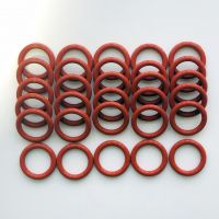 AS568-P12 Model IDxCS 11.8x2.4mm Silicone O-Rings, Rubber O ring seals