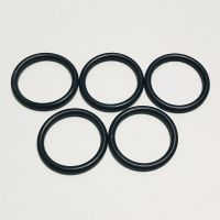 NBR Rubber O-rings IDxCS 9.8x2.4mm JIS-G25 Model