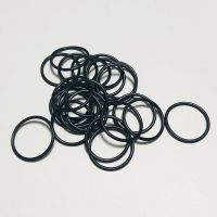 NBR Rubber O-ring seals High quality JIS-S25 Size IDxCS 24.5x2.0mm