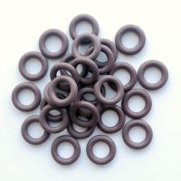 IDxCS 9.12x3.53mm FKM rubber O-ring seals