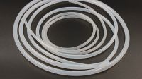 IDxOD 2x4mm Good quality flexible silicone soft tubing, soft rubber hose