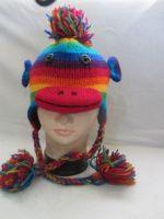 Rasta Monkey Winter Hats
