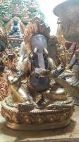 Crystal Ganesh Statue