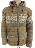 Woolen Men Jacket
