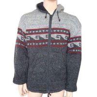 Woolen Men's Jacket
