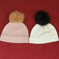 Cable Knit cap-New Arrival
