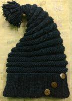 Black winter Cap