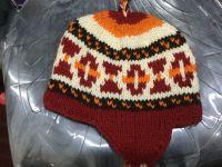 Woolen Earflap Winter Hats