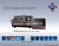 Sell vp-380 Desktop hot ink roll coder-24