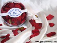 supply favor wedding silk rose petals(case-package)