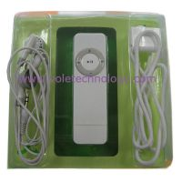 Sell MP4/MP3 Player( mp3 shuffle)