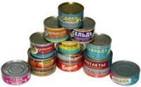 Sell CANNED FISH