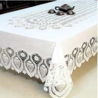 sell PVC Tablecloth and Doily