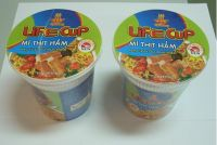 Sell instant noodle cups