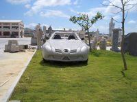 Sell granite car carving