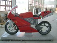 Sell motorbike carving