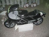 Sell small motorbike carving