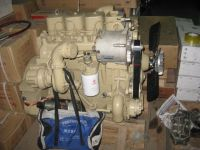 Sell cummins EQB125-20 engine, engine parts, dongfeng truck parts