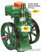 Sell Lister Type Diesel Engine