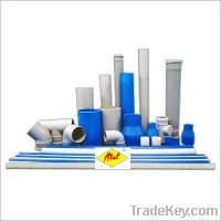 Sell PVC Ribbed Strainer Pipe