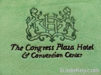 100% Cotton Embroidery Towel