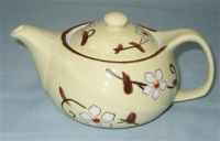 Sell high quality & competitive porcelain tea pot