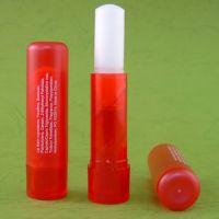 cosmetics-many flavors of lip balm