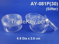 30 gr Made in Taiwan Cosmetic Packaging Container Jar