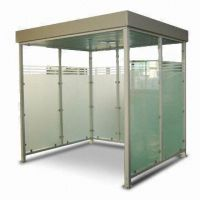 Sell aluminum smoking shelter