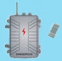 GSM Power electric alarm system
