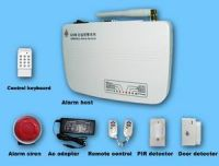 Sell Wireless Home GSM Alarm System