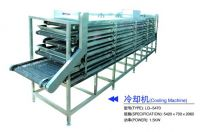 water boiling and oil fry production line