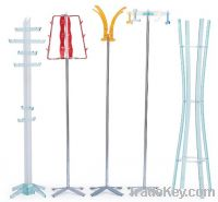 Sell acrylic clothes rack