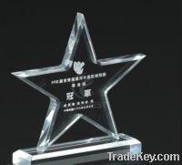 sell acrylic souvenir reward display