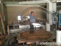 Sell acrylic sphere acrylic dome