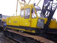 Sell used crawler crane