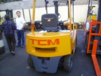Sell used forklift