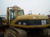 Sell used excavator