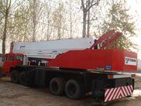 Sell used tadano 80t truck crane