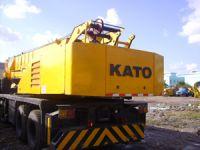 Sell truck crane kato 80t