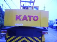 Sell used kato 50t truck crane