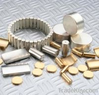 Sell various ndfeb magnet