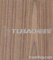 sell Engineered Veneer-Walnut-518C, 100% ayous made, crown cut