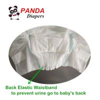 Ghana cotton Baby Diapers with Elastic Waistband