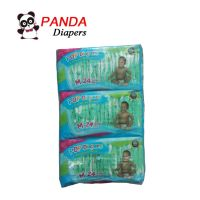 Baby Diaper with PE film backsheet