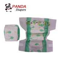 Baby Diapers with Rubber tapes PP tapes